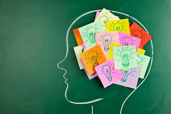 luyện ý tưởng sáng tạo